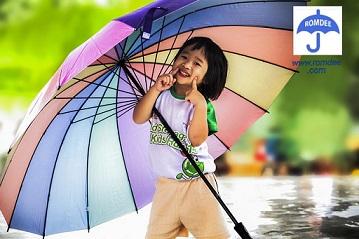 สีร่มบอกนิสัยกับร่มดี