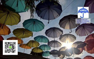 แสงแดดร้อน ปกป้องผิวจากแสงแดด รังสียูวี ด้วยร่มกันแดด ร่มดี.คอม